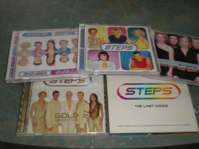 Steps albums