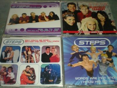 Steps singles