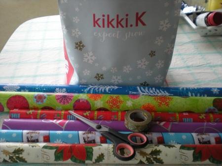Ready to wrap!