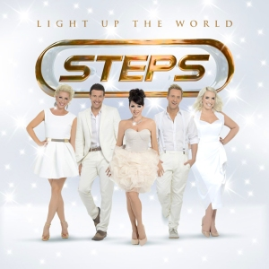 This morning I was listening to Light Up the World by Steps.