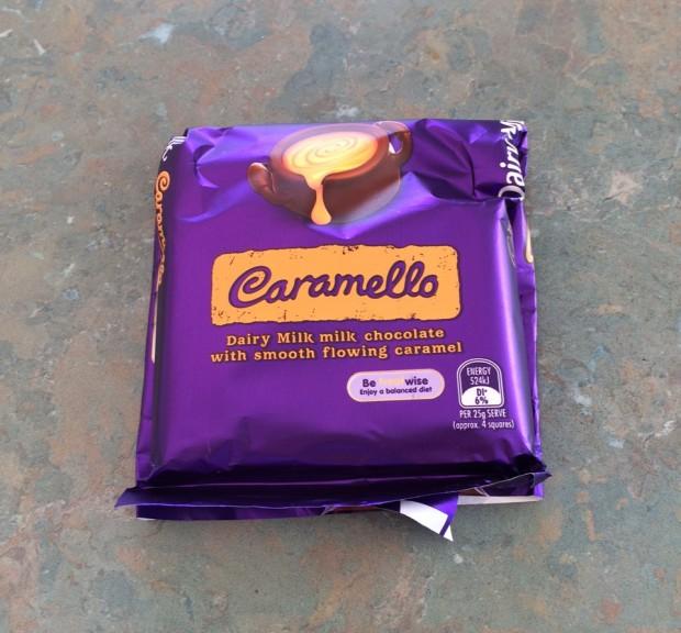 Caramello chocolate