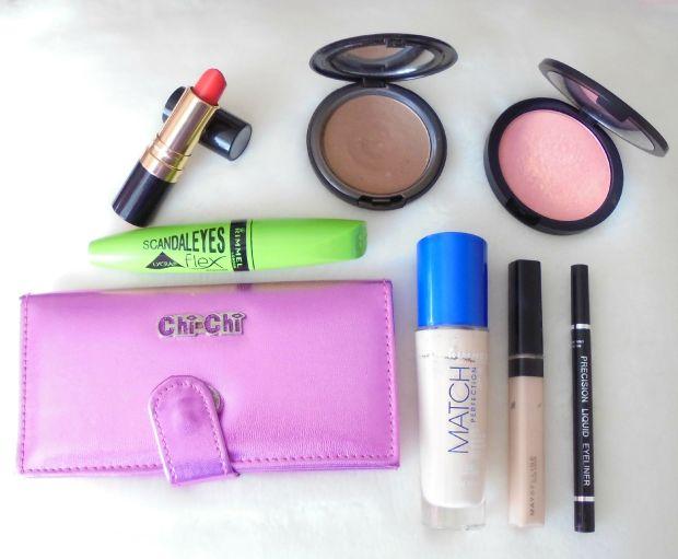 Disco 25 Makeup