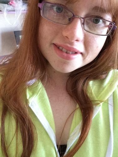 Me wearing Patisserie