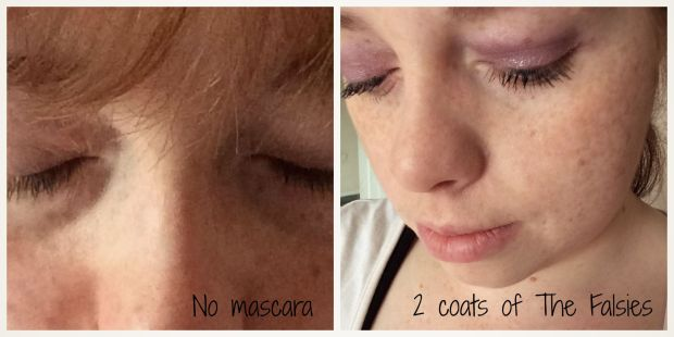 Mascara Comparison