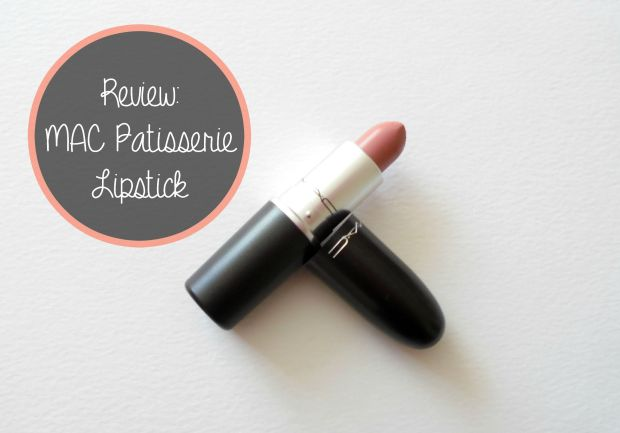 Review: MAC Patisserie Lipstick