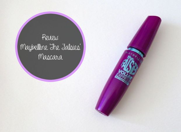 Review: Maybelline 'The Falsies' Mascara