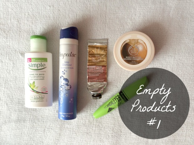 Empty Products #1