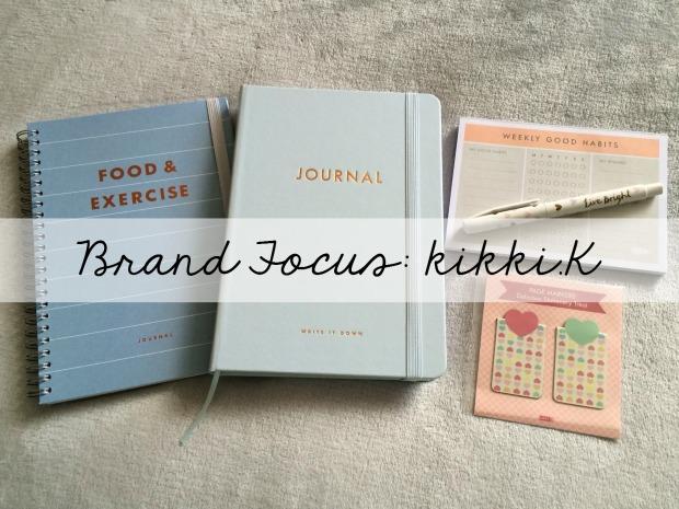 Brand Focus: kikki.K