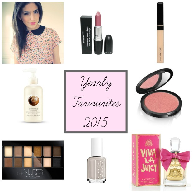 Yearly Favourites 2015