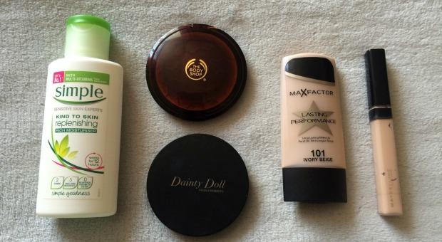 21st Face Makeup