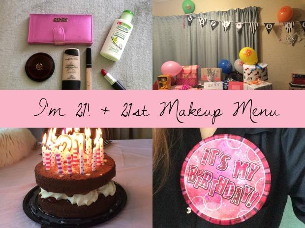 I'm 21!