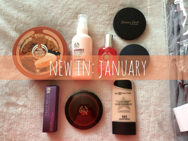 New In: January