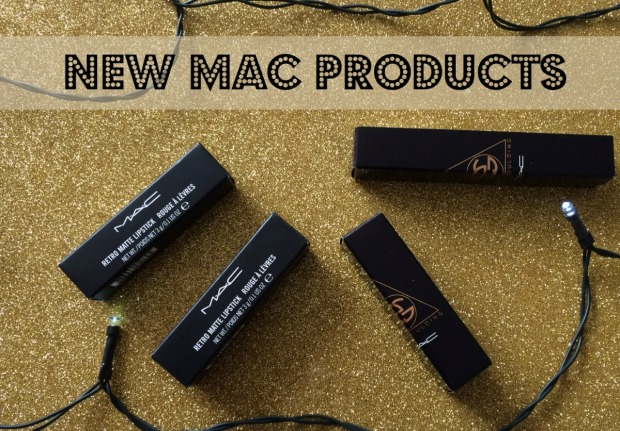 New MAC Products