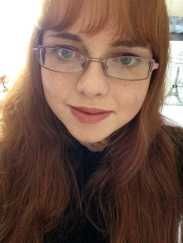 Vanessa Makeup Selfie 1