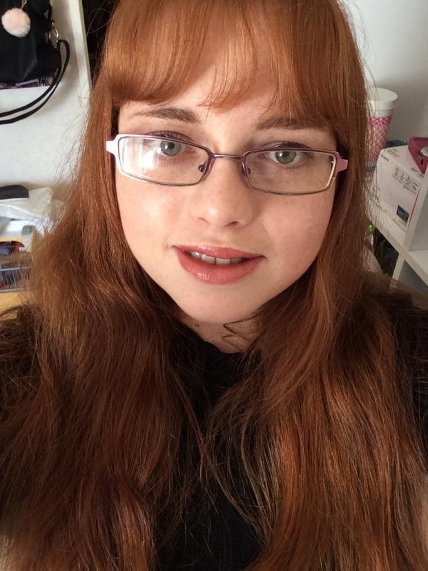 Vanessa Makeup Selfie 2