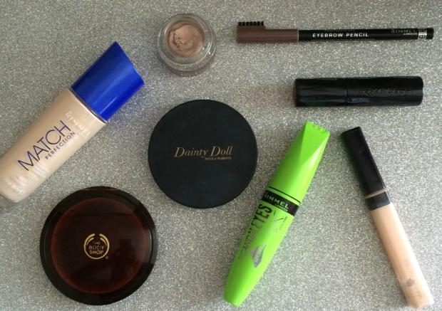 Autumnal Makeup Products