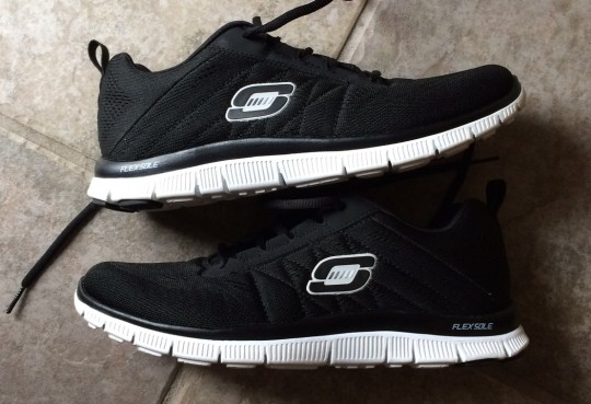 Skechers Flex Appeal Side View