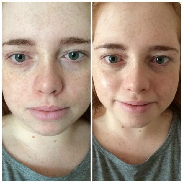 Bare Face vs Foundation