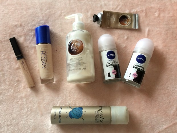 Empty Products May 2