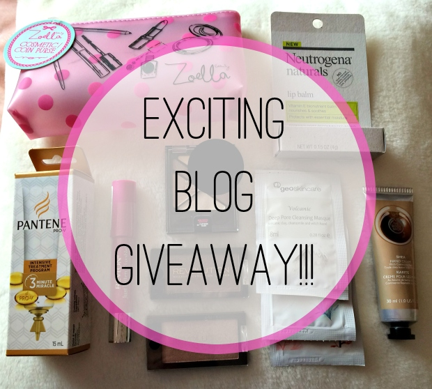 EXCITING Blog Giveaway!!!