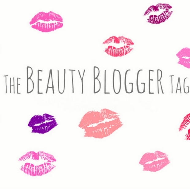 The Beauty Blogger Tag 2