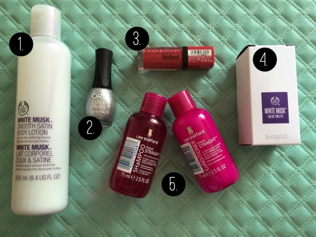 New In My Beauty Drawer Items